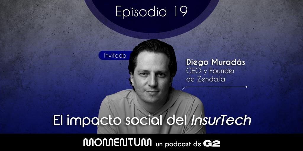 Portfolio Talks | El impacto social del InsurTech | Diego Muradás - Zenda.la