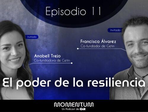 11: Portafolio Talks | El poder de la resiliencia | Getin