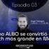 03: Portafolio Talks   ¿Cómo ALBO se convirtió en la FinTech más grande en México?   Ángel Sahagún - Albo